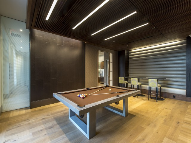 Image of Billiard Room for The Merc at Moody and Main