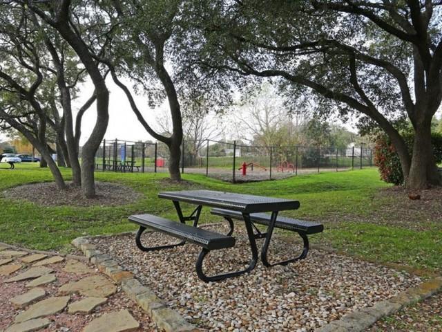 Picnic area | The Park at Walnut Creek apartments | Austin TX