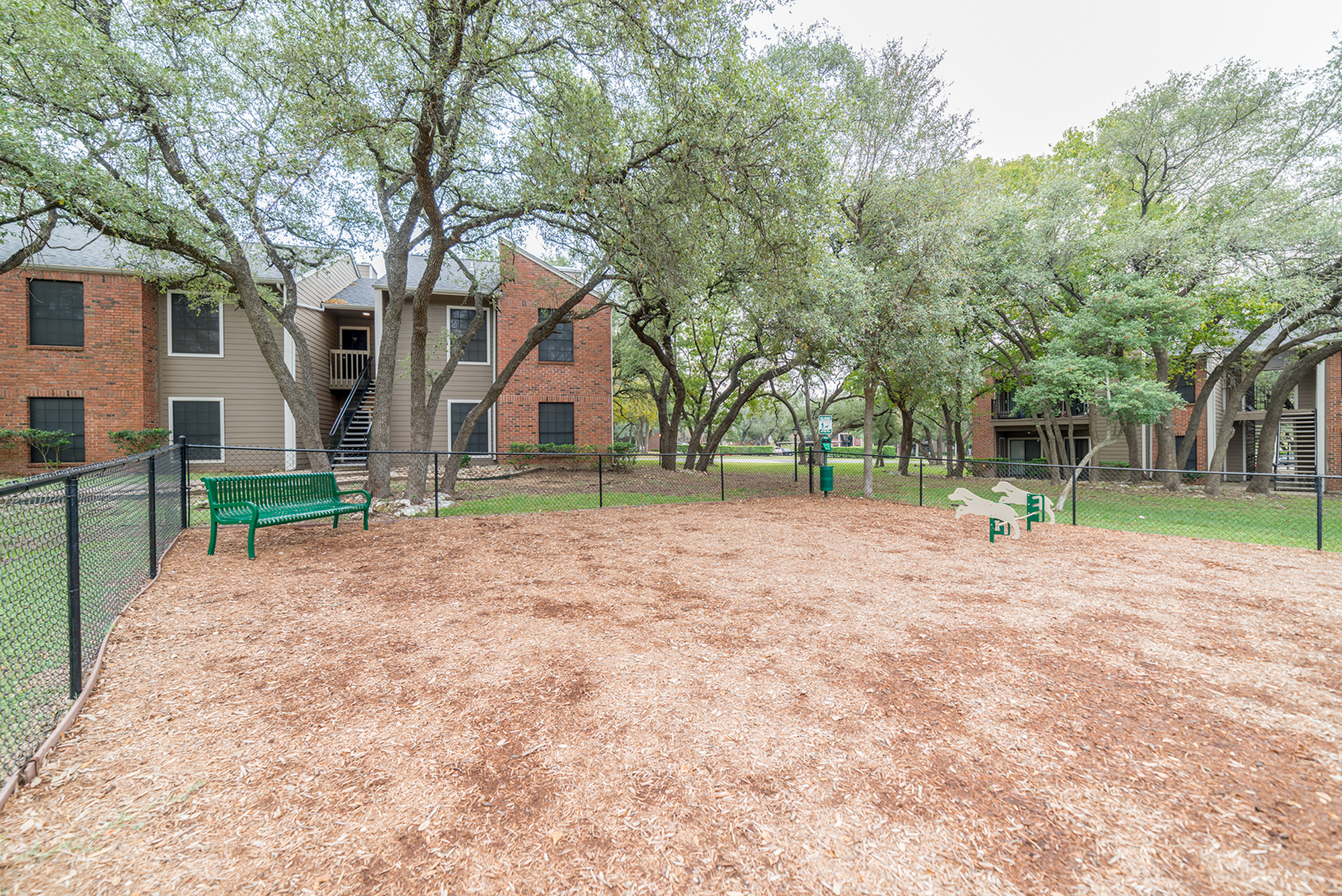 Image of Dog Park for High Oaks Apartment Homes