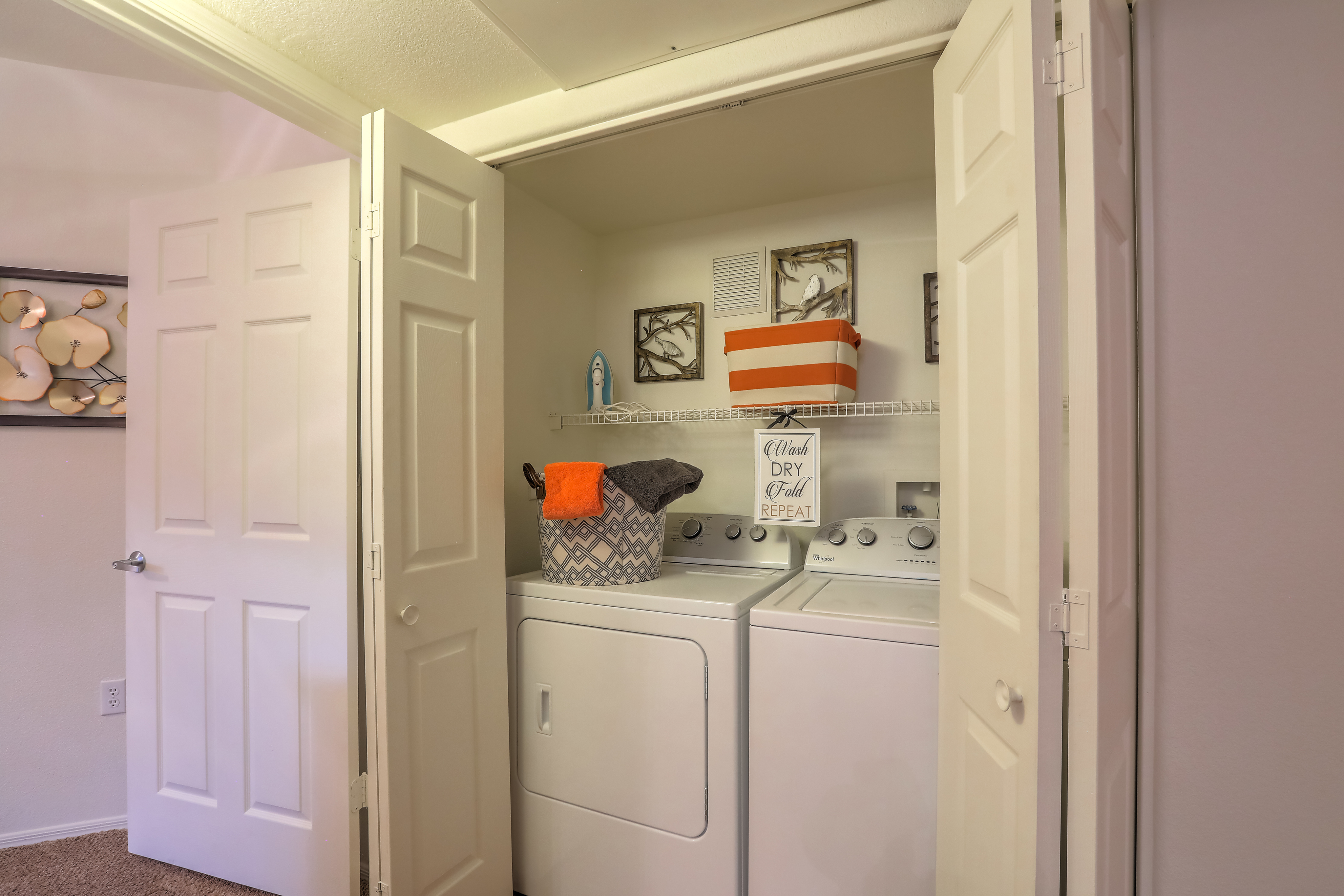 In-unit washerdryer | Altezza 2 bedroom apartment
