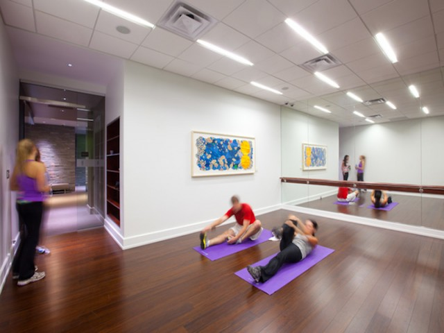 Apartment rental with fitness Denver