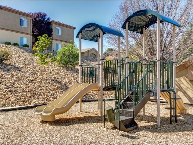 Playground | Rio Rancho apartment complex