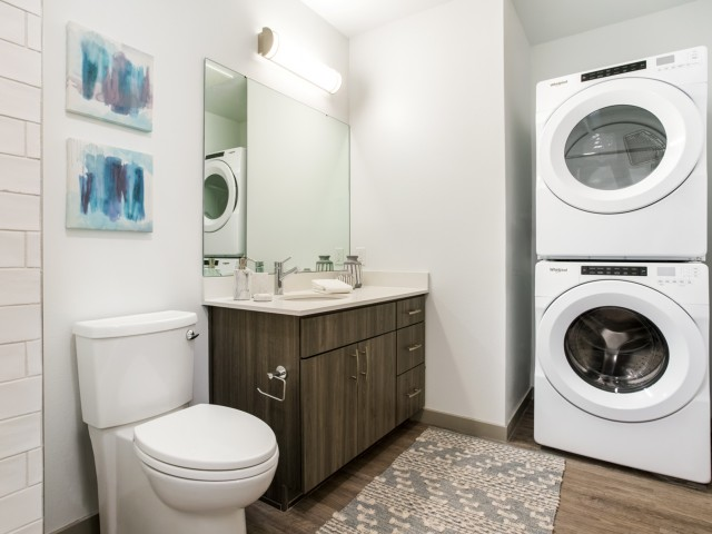 Image of Energy Star Front Load Washer for Altitude at Vizcaya