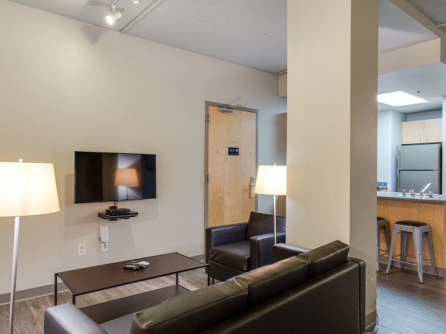 Image of Central Air Conditioning/Heat for Auraria Student Lofts