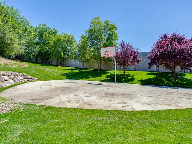 Image of Basketball Court for University Gateway