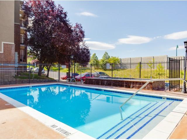 Image of Swimming Pool for University Gateway