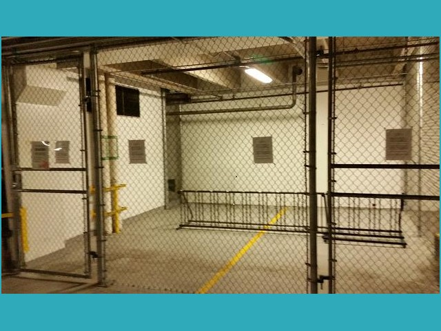 Image of Onsite Bike Storage for Auraria Student Lofts