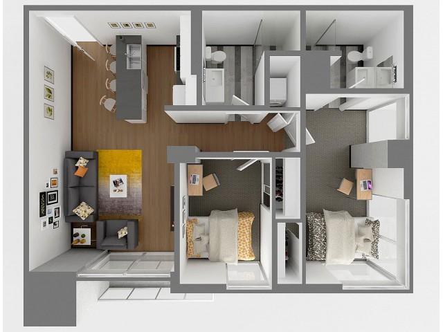 B1 Penthouse