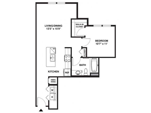 Bronze Floor Plan