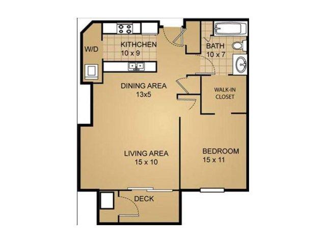Floor Plan | Saddle Brook