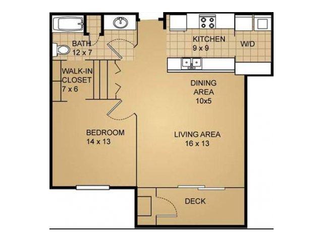 Floor Plan 2 | Saddle Brook