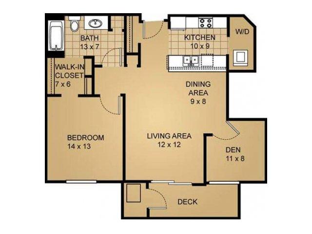 Floor Plan 3 | Saddle Brook
