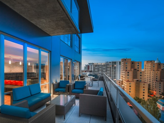 Image of Rooftop Terrace for Domain