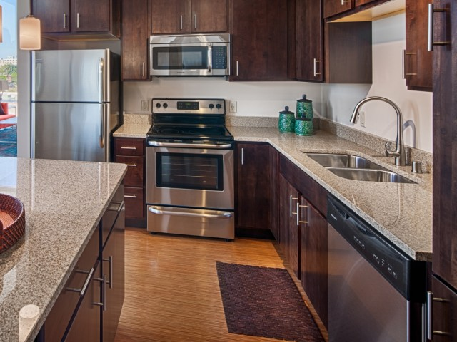 Image of Stainless Appliances for Domain