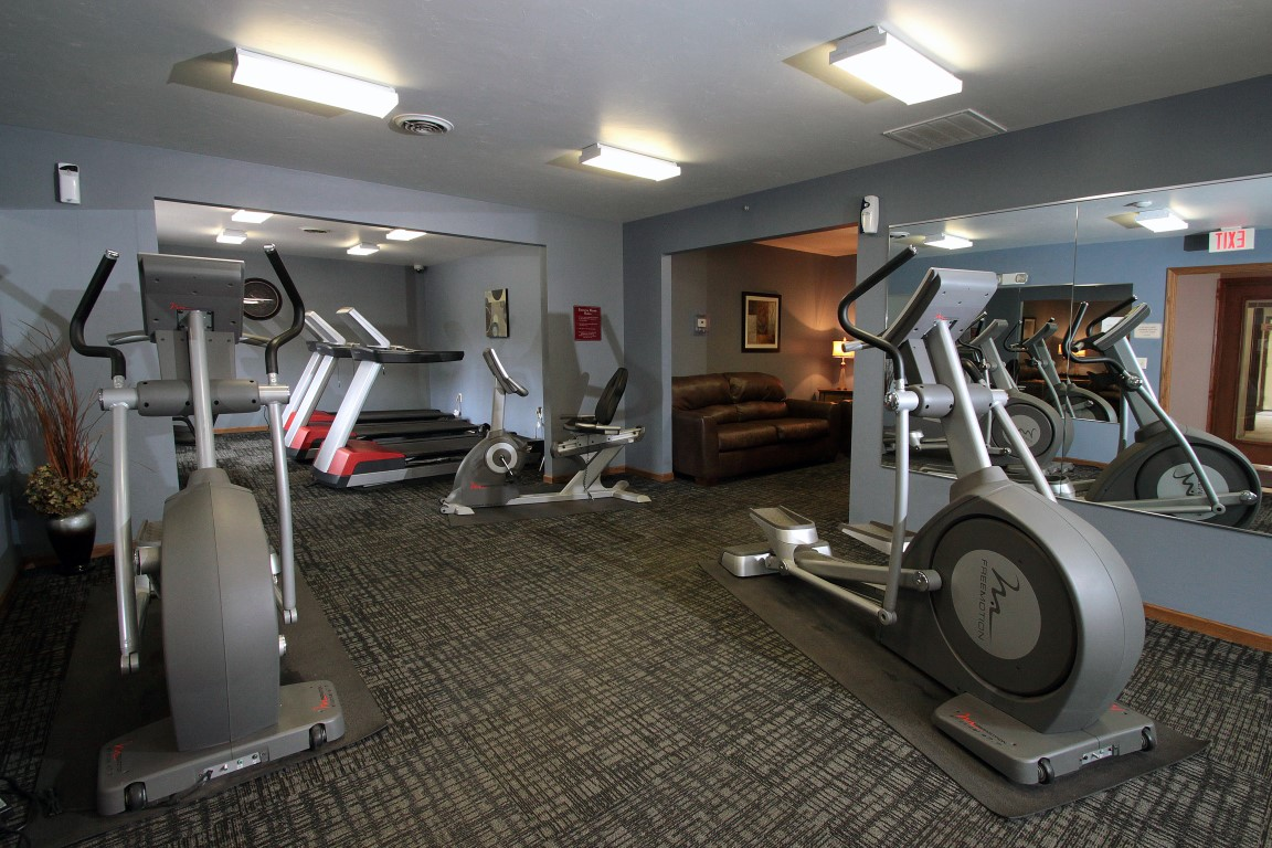 Image of Fitness Center for Creekwood Apartments