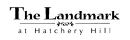 The Landmark at Hatchery Hill Logo