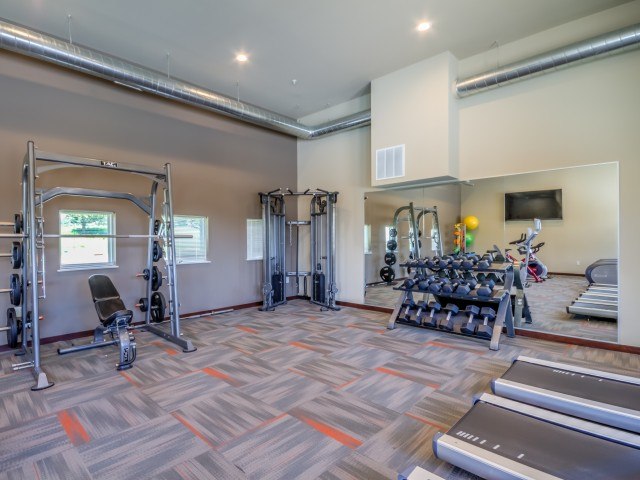 Image of 24- Hour Fitness Center for 50Twenty