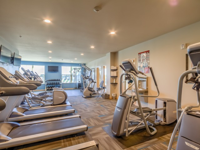 Image of Fitness Center for The Vue