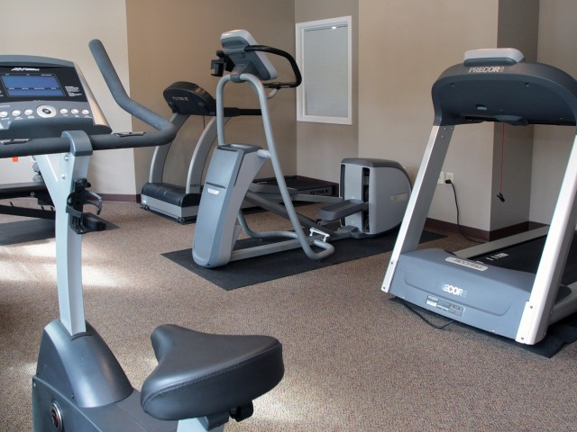Image of Fitness Center for Foxcroft Apartments