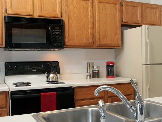 Image of Microwave for Foxcroft Apartments