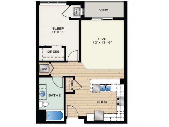 Floor Plan 4 | The Junction