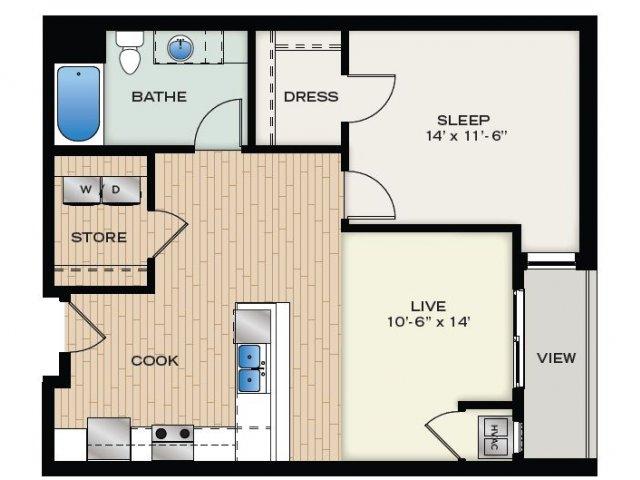 Floor Plan 5 | The Junction