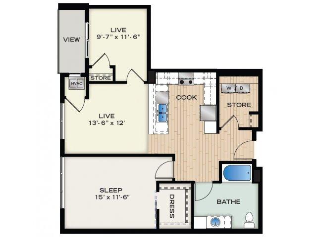 Floor Plan 6 | The Junction