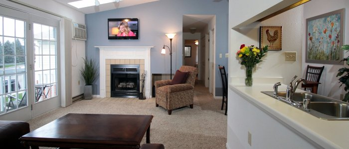Spacious Floor Plans at Foxcroft Apartments
