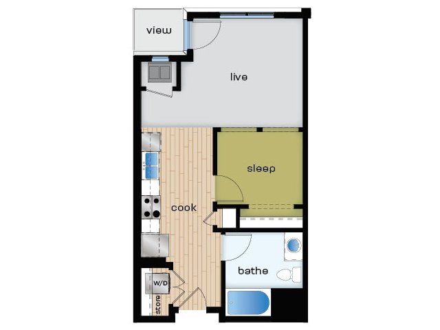 Floor Plan | Elan
