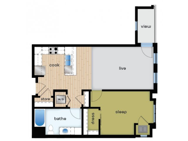 Floor Plan 3 | Elan