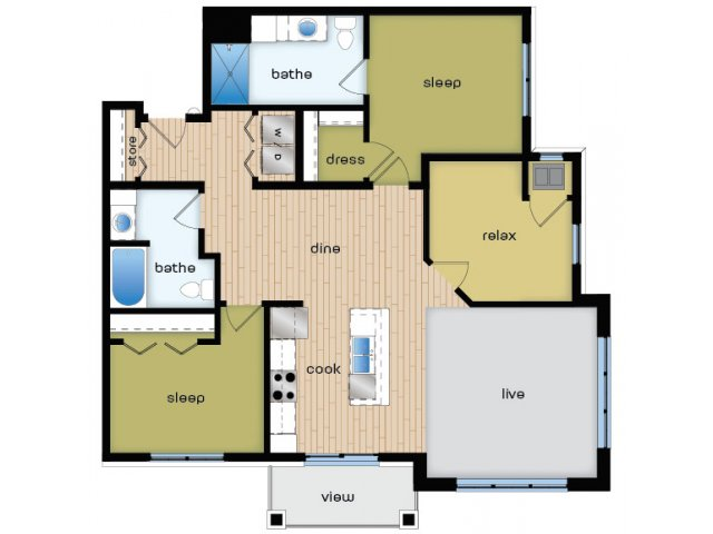 Floor Plan 11 | Elan