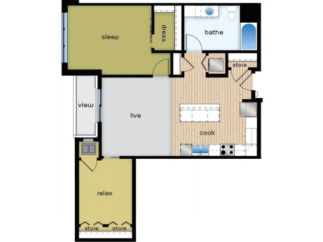 Floor Plan 5 | Elan