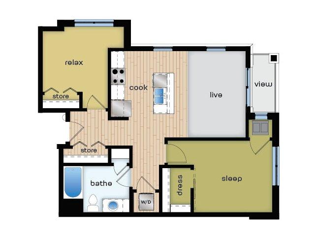 Floor Plan 6 | Elan