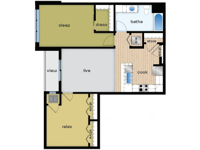 Floor Plan 7 | Elan