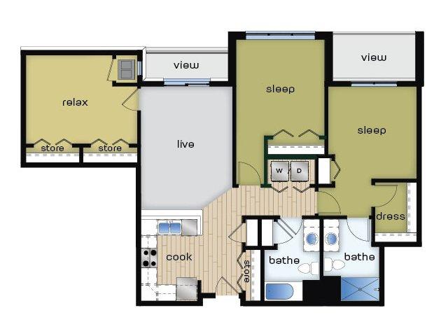 Floor Plan 10 | Elan