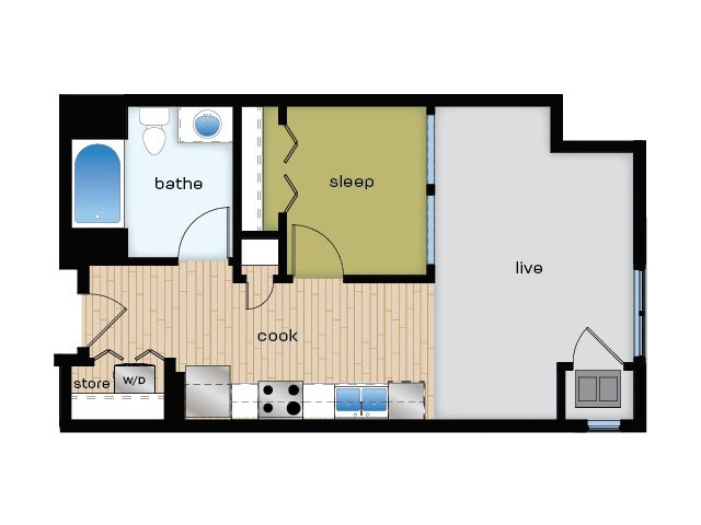 Floor Plan 12 | Elan