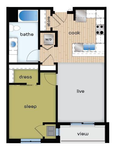 Floor Plan 2 | Elan