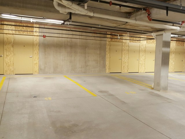 Image of Reserved Underground Parking for The Junction