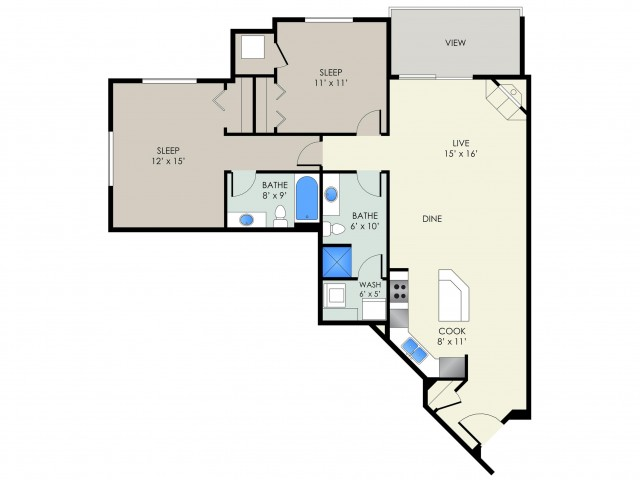The Union Floor Plan