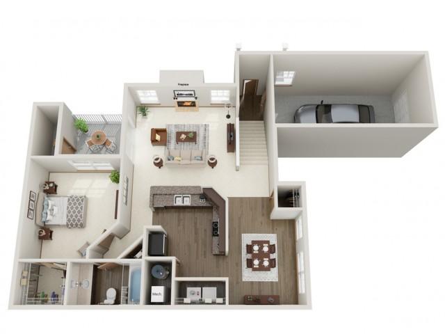 Aspen   Manchester Oaks   Apartments in Franklin, WI