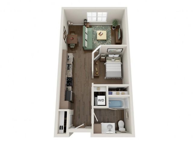 Harrison | The Bevy | Apartments in Brown Deer, WI