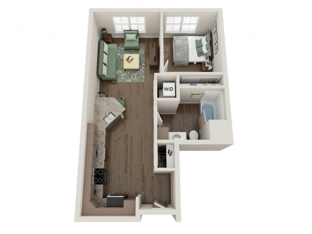 Van Halen | The Bevy | Apartments in Brown Deer, WI