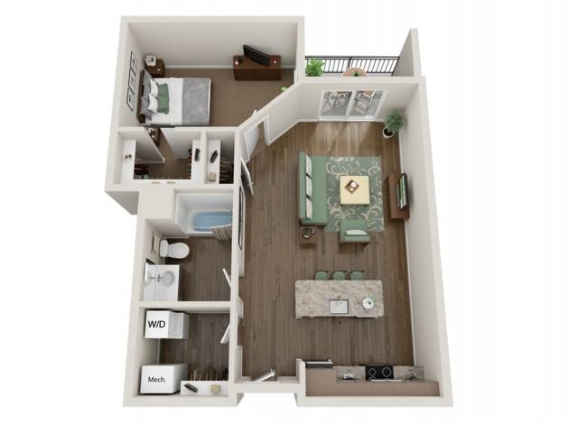 Richards | The Bevy | Apartments in Brown Deer, WI