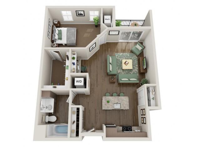 Buddy Guy | The Bevy | Apartments in Brown Deer, WI