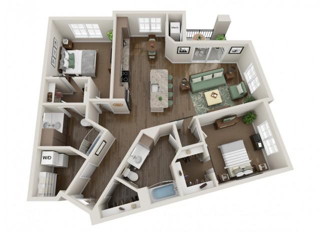 Sambora | The Bevy | Apartments in Brown Deer, WI