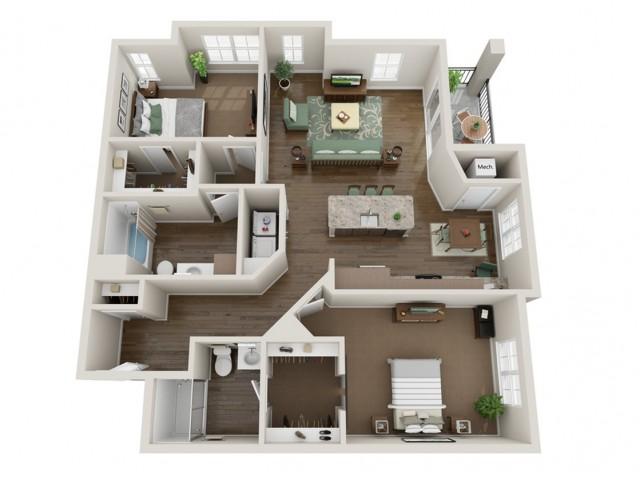 Jett | The Bevy | Apartments in Brown Deer, WI