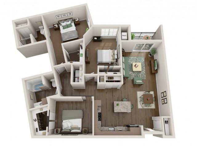 Prince | The Bevy | Apartments in Brown Deer, WI