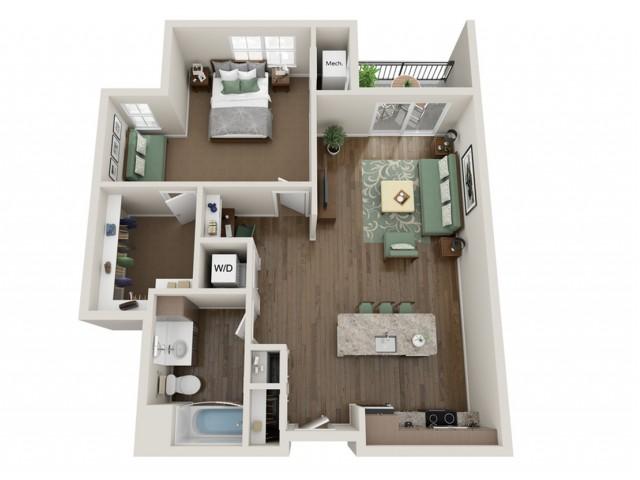 Slash | The Bevy | Apartments in Brown Deer, WI