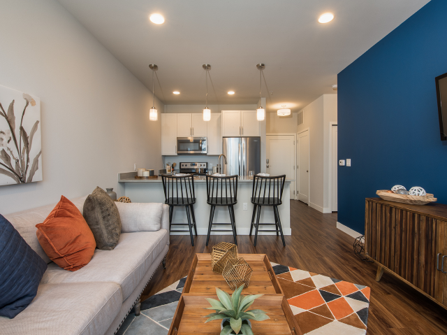 Experience open concept living in our spacious apartments