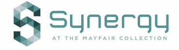 Synergy at the Mayfair Collection Logo
